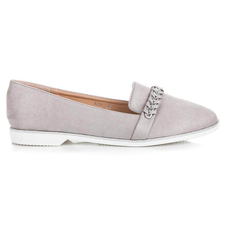 Bestelle Szare buty na wiosnę