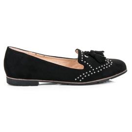 Seastar Stylowe obuwie na wiosnę czarne