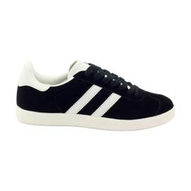 Buty Sportowe Klasyczne Mckey 135 czarne