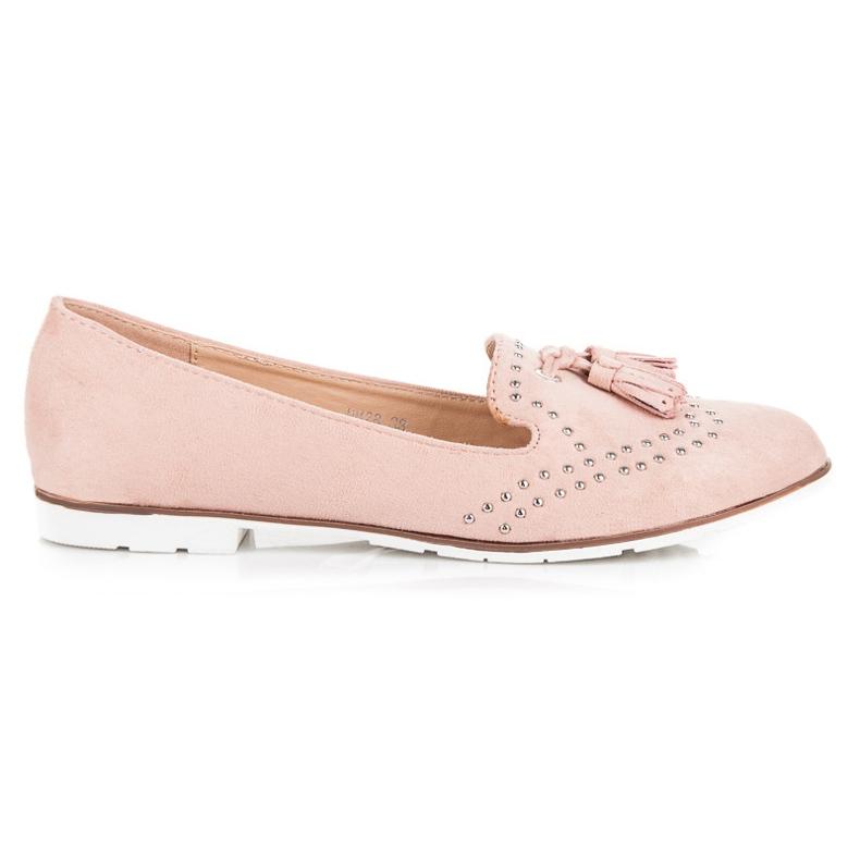 Seastar Stylowe obuwie na wiosnę różowe