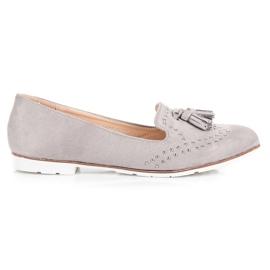Seastar Stylowe obuwie na wiosnę szare