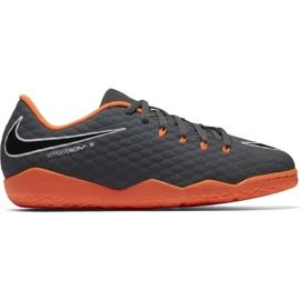 Buty piłkarskie Nike Hypervenom PhantomX szare szare