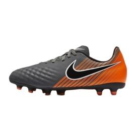 Buty piłkarskie Nike Magista Obra Ii Club szare wielokolorowe