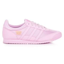Adidas Dragon Og J BZ0104 różowe