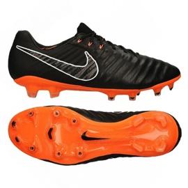 Buty piłkarskie Nike Tiempo Legend 7 Elite FG M AH7238-080 czarne