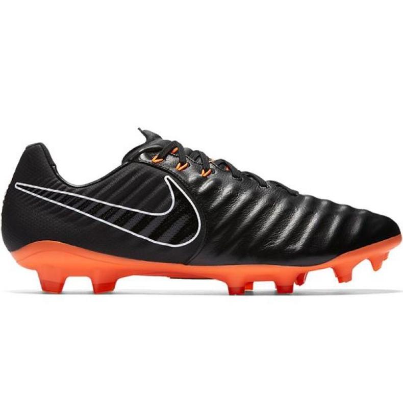 Nike Buty piłkarskie Legend 7 Pro FG M AH7241-080 czarne