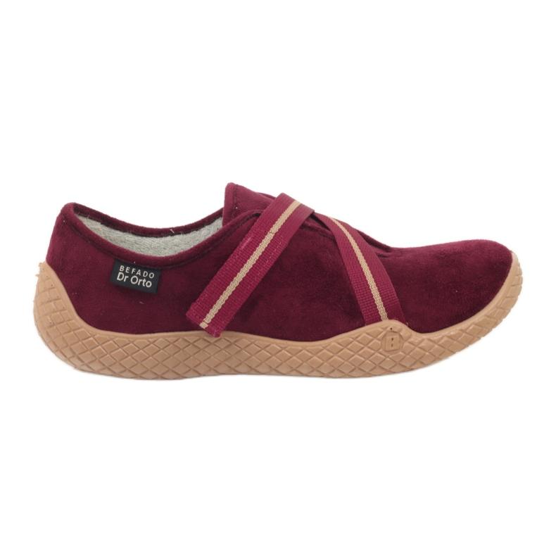 Befado obuwie damskie pu--young 434D016 wielokolorowe