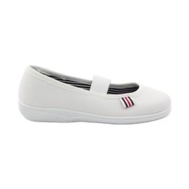 Befado obuwie dziecięce 274X013 białe