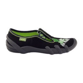 Befado inne obuwie dziecięce 290Y162 czarne