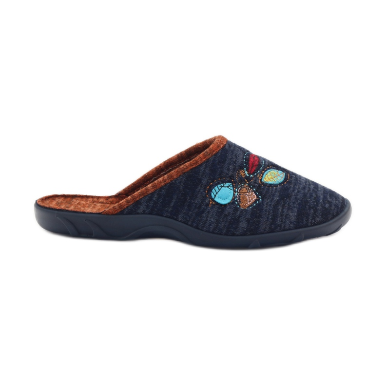 Befado kolorowe obuwie damskie pu 235D153