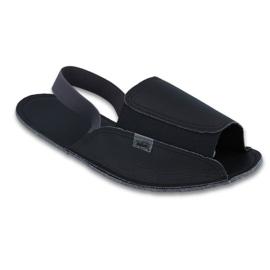 Befado obuwie dziecięce  muzealne 210X002 czarne