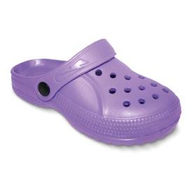 Befado inne obuwie dziecięce - fiolet 159X002 fioletowe