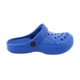 Befado inne obuwie dziecięce - chaber 159X008 niebieskie