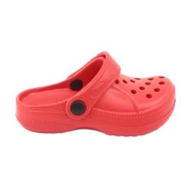 Befado inne obuwie dziecięce - czerwony 159Y005 czerwone