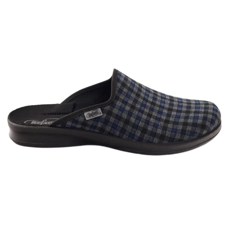 Befado obuwie męskie pu 548M009