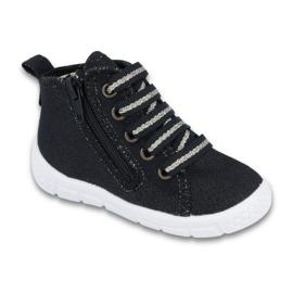 Befado obuwie dziecięce  547P003 czarne