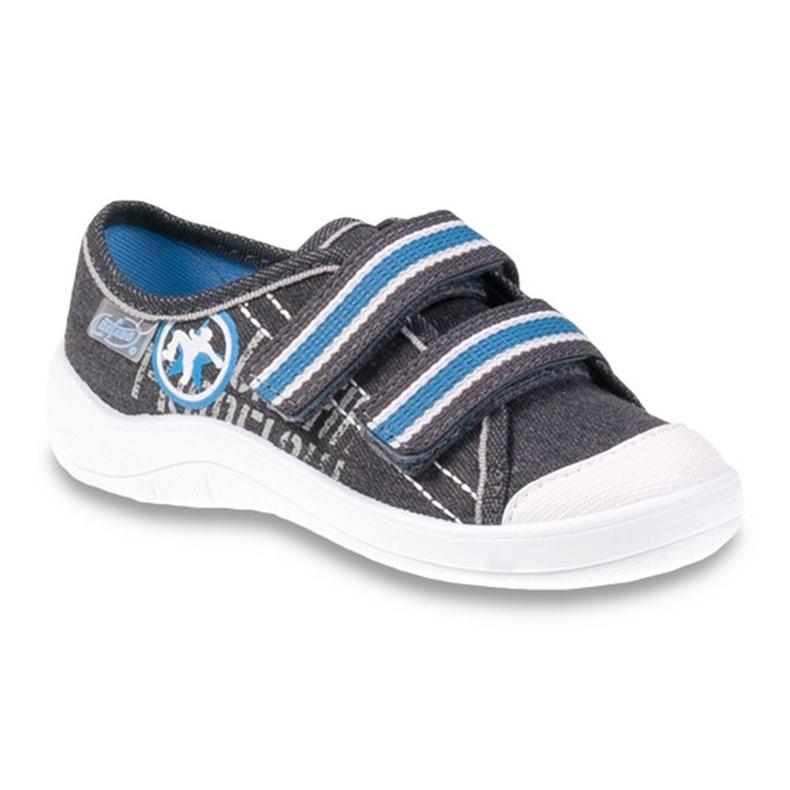 Befado obuwie dziecięce  672X059 szare