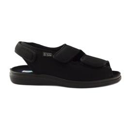Befado obuwie męskie  pu 733M007 czarne
