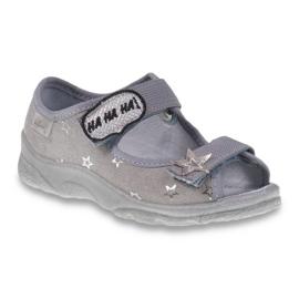 Befado obuwie dziecięce 969Y122 szare