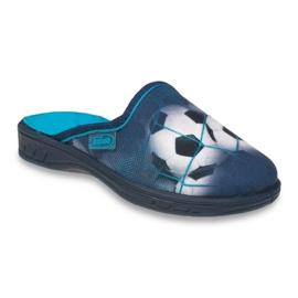 Befado obuwie dziecięce  707X381 granatowe