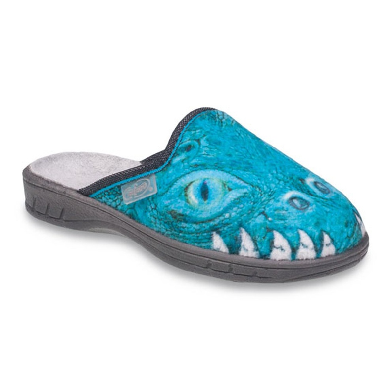 Befado obuwie dziecięce  707X382 niebieskie