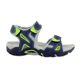 American Club American sandałki buty dziecięce wkładka piankowa