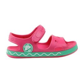 Sandałki Do Wody Żabka COQUI Różowe