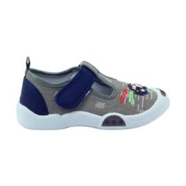 American Club American trampki buty dziecięce wkładka skórzana