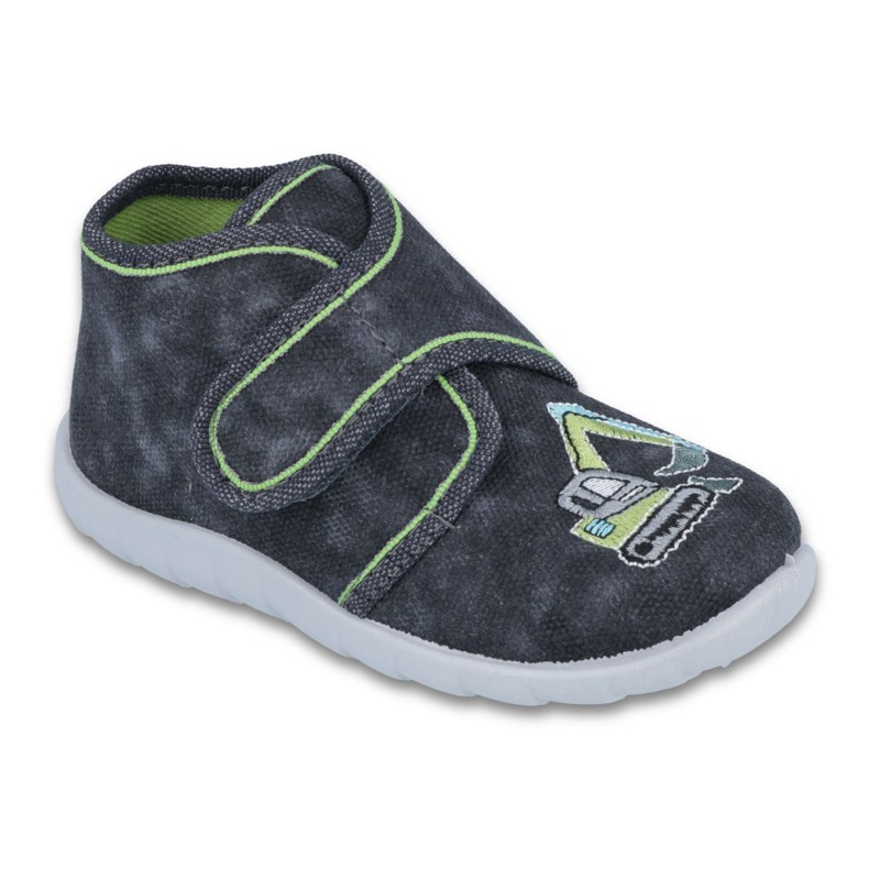Befado obuwie dziecięce 526P011 szare