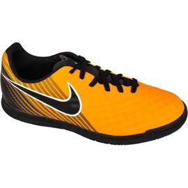Nike HypervenomX Phelon Iii Ic Jr 852600-80 pomarańczowe