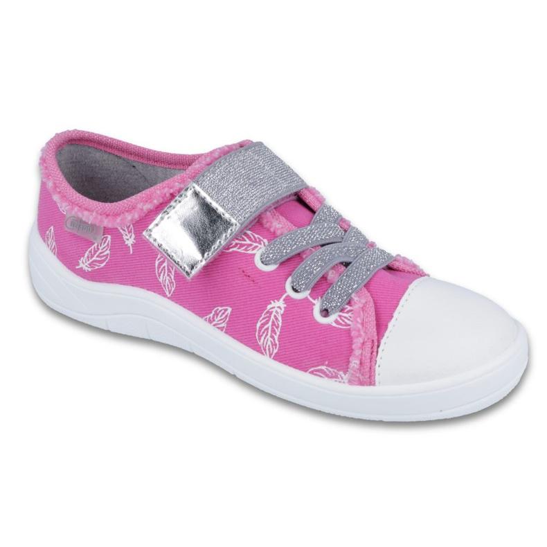 Befado obuwie dziecięce 251Y110 różowe
