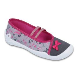 Befado obuwie dziecięce 116Y244