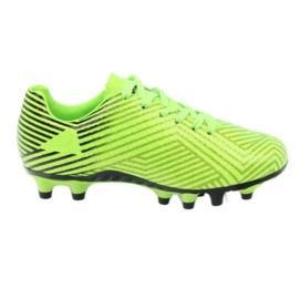 American Club American sportowe korki buty dziecięce 170601 zielone