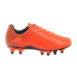 American Club pomarańczowe American sportowe korki buty dziecięce 170601