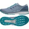 Buty biegowe adidas Adizero Boston 6 W niebieskie