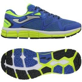 Niebieskie Buty biegowe Joma M R.SCROSS-703