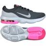 Buty biegowe Nike Air Max Advantage W szare