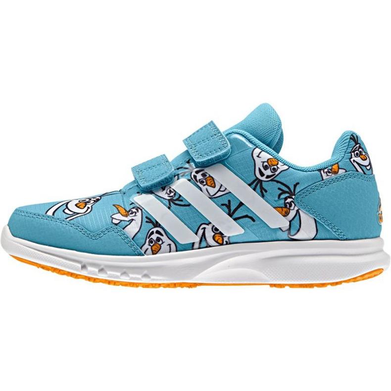 Buty adidas Disney Frozen Olaf Cf Kids niebieskie
