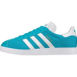 Buty adidas Originals Gazelle W BB2761 niebieskie