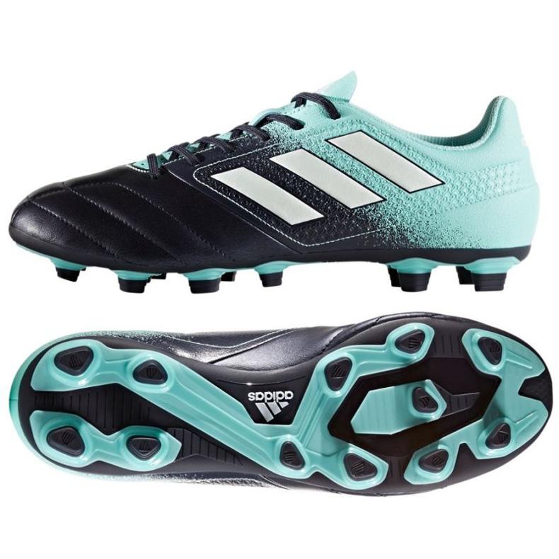 Buty piłkarskie adidas Ace 17.4 FxG M czarne