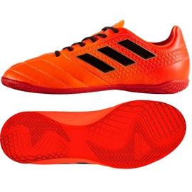 Buty halowe adidas Ace 17.4 In Jr S77107