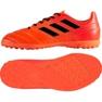 Buty piłkarskie adidas Ace 17.4 Tf Jr czerwone