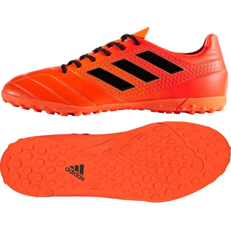 Buty piłkarskie adidas ACE 17.4 TF M S77115 czerwone