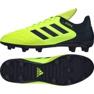Buty piłkarskie adidas Copa 17.3 Fg M S77143 wielokolorowe czarny, żółty