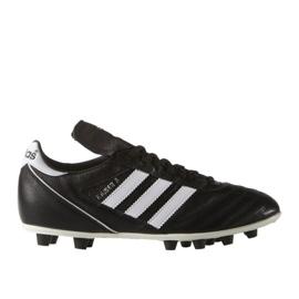 Buty piłkarskie adidas Kaiser 5 Liga Fg M czarne