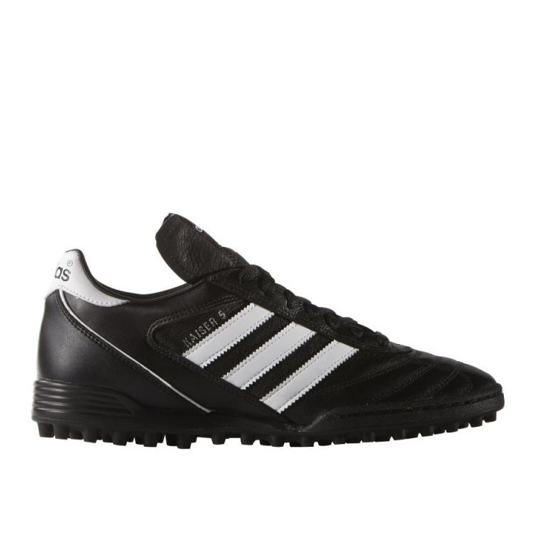 Buty piłkarskie adidas Kaiser 5 Team Tf czarne