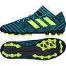 Buty piłkarskie adidas Nemeziz 17.3 granatowe