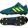 Buty piłkarskie adidas Nemeziz 17.3 Fg M granatowe