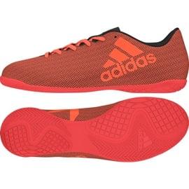 Buty halowe adidas X 17.4 In M S82406