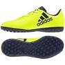 Buty piłkarskie adidas X 17.4 Tf Jr S82421
